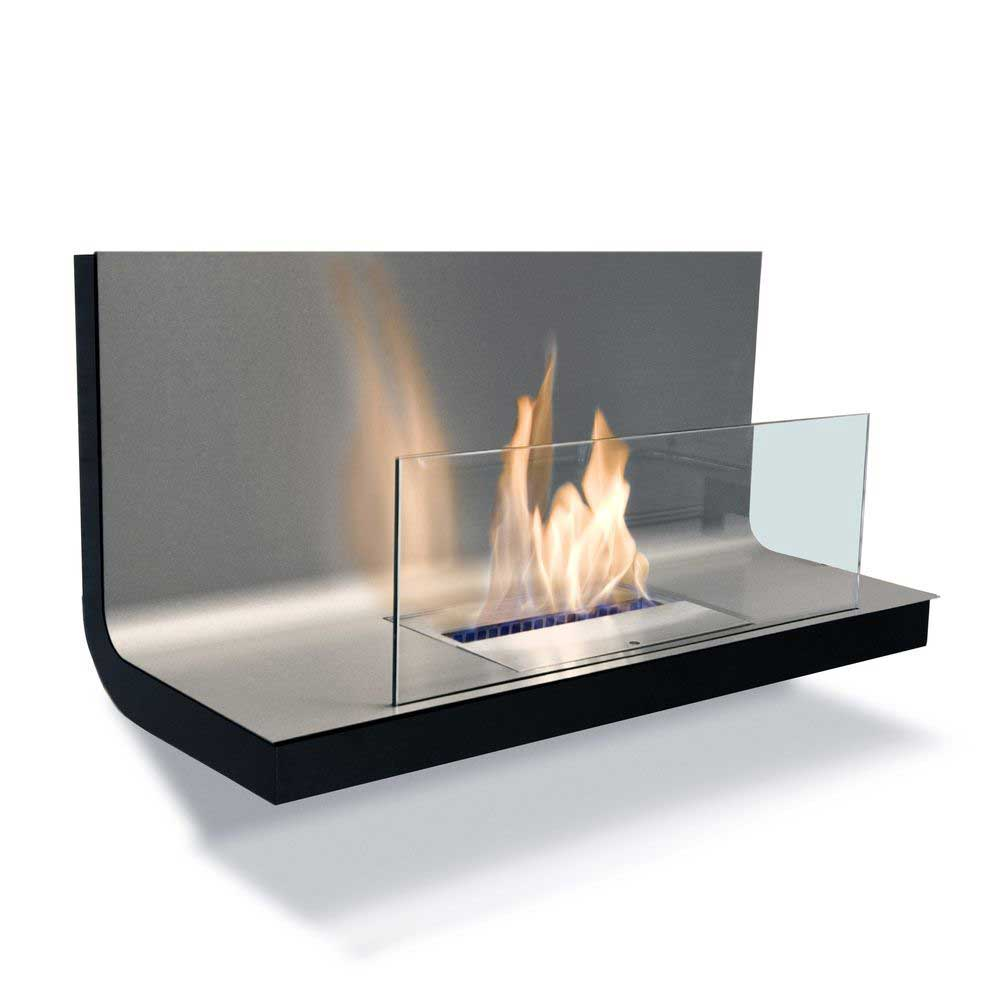wand kamin wallflame i radius absolut ferro m bel. Black Bedroom Furniture Sets. Home Design Ideas